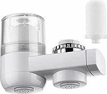 HLJ Wasser-Hahn-Filtersystem, Wasserhahn Filter