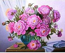 HLL Blumenstrauß handgemachte schöne Malerei
