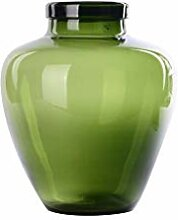HLL Vase Wohnzimmer Boden Glas Große