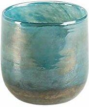 HLL Vase Zylindrisches Glas Gradient Desktop