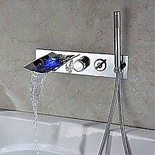 Hlluya Wasserhahn für Waschbecken Küche Moderne