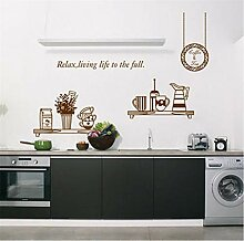 Hlonl Home Dekorative Restaurant Küche