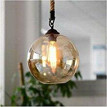 HLY Lampe Kronleuchter, Glas Kronleuchter