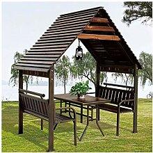HLZY Gartenmöbel Pavillon Outdoor-Pavillons for