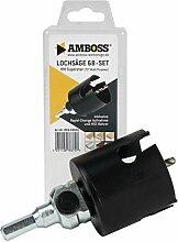 HM Lochsäge 68 mm - Amboss (inkl. 6-kant