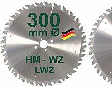 HM Sägeblatt 300 x 30 mm LWZ Hartmetall