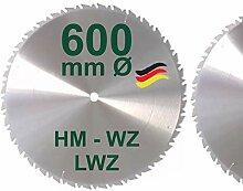 HM Sägeblatt 600 x 35 mm LWZ Hartmetall