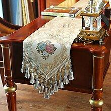 HmDco Continental Tischläufer Tabelle Counter