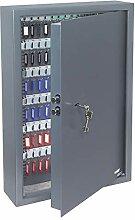HMF 2933-11 Schlüsseltresor 132 Haken,