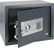 HMF Tresor Safe Möbeltresor Elektronikschloss 380