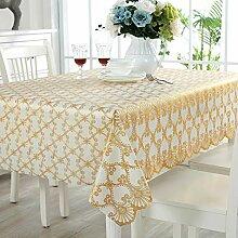 HMWPB PVC tischdecke Kaffee tischdecke Tabelle