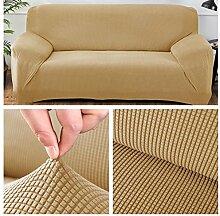 HMWPB Stretch Sofa slipcover, Jacquard gestrickt