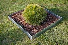 HN Kernstützen Metallwaren Rasenkante Metall Set