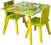 Hnks Kinderschreibtisch Kindermöbel Tisch und