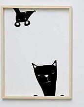 Hnks Nordische Acryl Transparent Dekorative