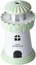 HNXCJS Luftbefeuchter Mode Leuchtturm Led