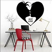 HNXDP Just Love Quotes Startseite Romantische