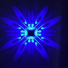 HNZZN 110V 220V LED Wandlampe Schlafzimmer