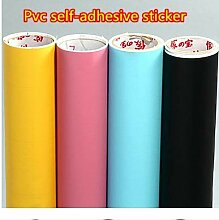 HNZZN Multi-Colored Plain PVC Aufkleber