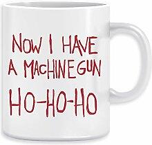 Ho Ho Ho Kaffeebecher Becher Tassen Ceramic Mug Cup