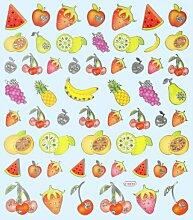 Hobby Design Sticker * Früchte Obst * Aufkleber