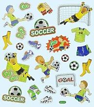 Hobby Design Sticker * Fussball Fußball Soccer *