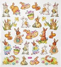 Hobby Design Sticker * Hase Hasen Ostern *