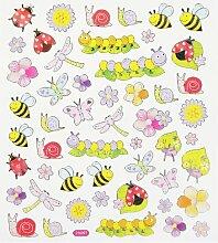 Hobby Design Sticker * Kindliche Tiere * Aufkleber