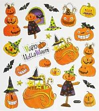 Hobby Design Sticker * Kürbis Herbst Halloween *