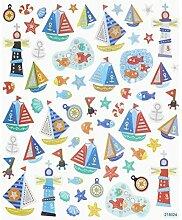 Hobby Design Sticker * Maretim Strand Schiff Boot
