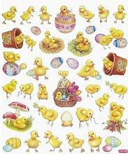 Hobby Design Sticker * Ostern Küken Ostereier *