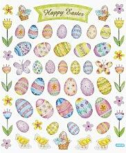 Hobby Design Sticker * Ostern Ostereier *