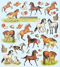 Hobby Design Sticker * Pferd - Pferde - Fohlen *