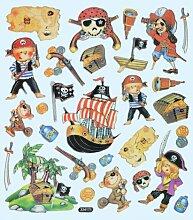 Hobby Design Sticker * Pirat - Piraten * Aufkleber