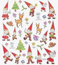 Hobby Design Sticker * Weihnachten IX Wichtel