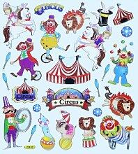 Hobby Design Sticker * Zirkus * Aufkleber