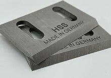 Hobelmesser Adler 56x34x3 Typ: Rapid 2 Stück