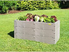 Hochbeet Timber Ergoline 3er-Set 100% recyclebar