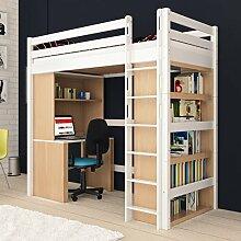 hochbett erwachsene g nstig online kaufen lionshome. Black Bedroom Furniture Sets. Home Design Ideas