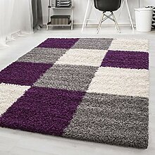 Hochflor designer Shaggy Teppich für Wohnzimmer