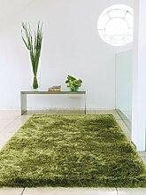 Hochflor Moderner Designer Teppich Shaggy Hochflor