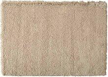 Hochflor Teppich, beige, 160x230