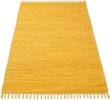Hochflor-Teppich Finni, OTTO products, rechteckig,