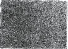 Hochflorteppich, 160 x 230cm, grau