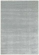 HOCHFLORTEPPICH 240/290 cm gewebt Mintgrün