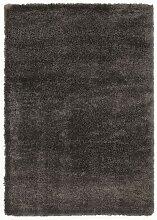 HOCHFLORTEPPICH  Braun, Grau 160/230 cm