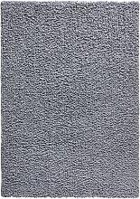 Hochflorteppich Palma, grau (160/230 cm)
