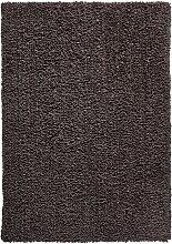 Hochflorteppich Palma, grau (50/90 cm)