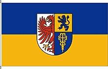 Hochformatflagge Altmarkkreis Salzwedel - 80 x 200cm - Flagge und Fahne
