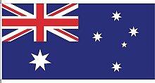 Hochformatflagge Australien - 150 x 500cm - Flagge